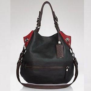 orYANY Sydney Hobo Shoulder Bag Lambskin Leather